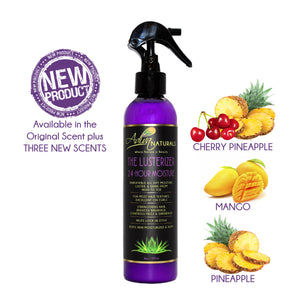 The Lusterizer Hair & Skin Care - 24-Hour Moisture (4 Flavors)