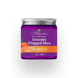 Gourmet Whipped Shea - Tangerine 2oz | Travel Size