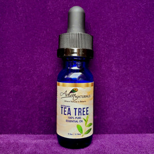 100% Pure Tea Tree Oil