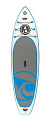 "INFLATABLE KIT 10'6"" - BLUE"