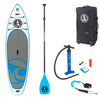 "INFLATABLE KIT 9'11"" - BLUE"