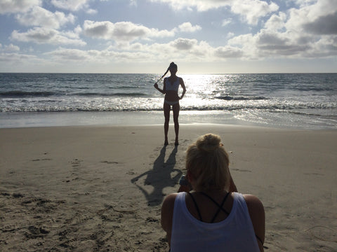 Behind the Lens for Nuera Swim
