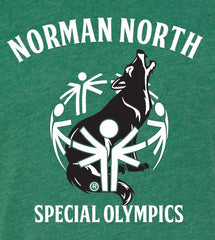 Norman North High School Special Olympics
