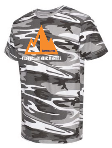 Wilderness Adventures Woodland Camo T-Shirt