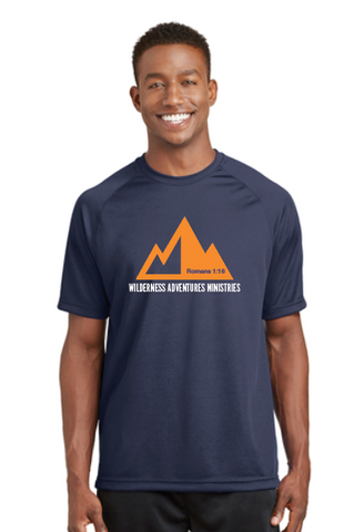Wilderness Adventures Short Sleeve Performance T-Shirt