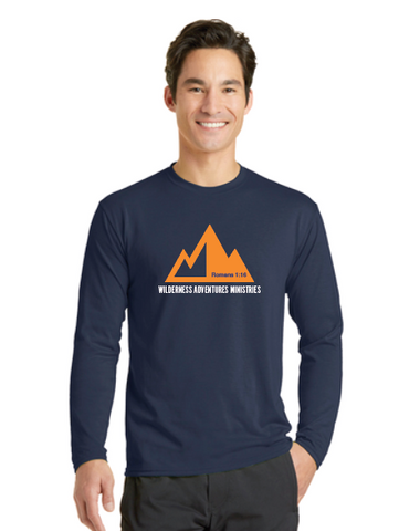 Wilderness Adventures Long Sleeve T-Shirt