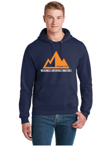 Wilderness Adventures Pullover Hooded Sweatshirt