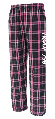"Girl Scouts Troop 798 ""Troop 798"" Design Pants with pockets (Plaid)"