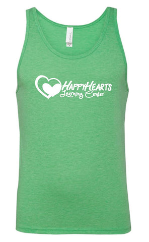 Happy Heart Learning Center Unisex Tank