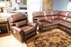 IMAGES | Omnia Leather Carlton Reclining