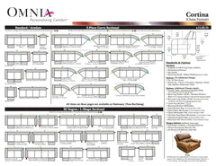 IMAGES | Omnia Leather Cortina Reclining