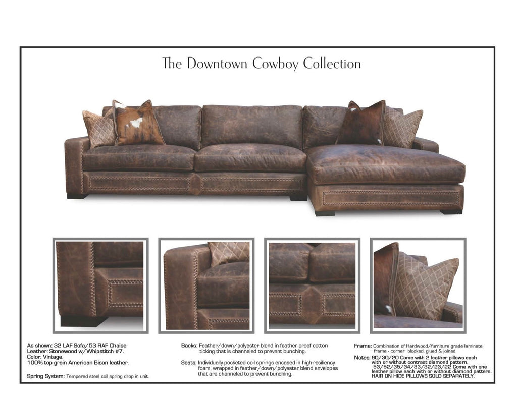 Downtown Cowboy – Leather Showroom