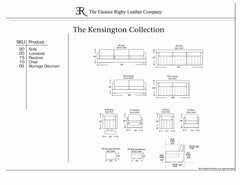 IMAGES | Eleanor Rigby Leather Kensington