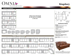 IMAGES | Omnia Leather Kingsbury