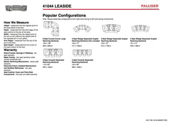 IMAGES | Palliser Leaside Reclining