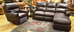 IMAGES | Omnia Leather Brookfield Reclining