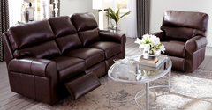 IMAGES | Omnia Leather Brookhaven Reclining
