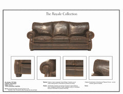 IMAGES | Eleanor Rigby Leather Royale