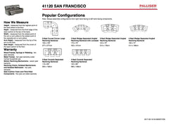 IMAGES | Palliser San Francisco Reclining