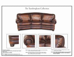 IMAGES | Eleanor Rigby Leather Sandringham