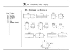 IMAGES | Eleanor Rigby Leather Tribeca