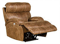 Barcalounger Barclay Reclining Chair w/ power headrest  SHIPPING NOT INCLUDED