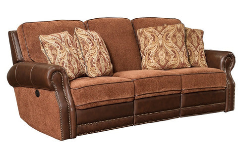 Barcalounger Jefferson Reclining Sofa  SHIPPING NOT INCLUDED