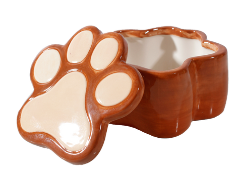 PawPrint Box: Ceramics