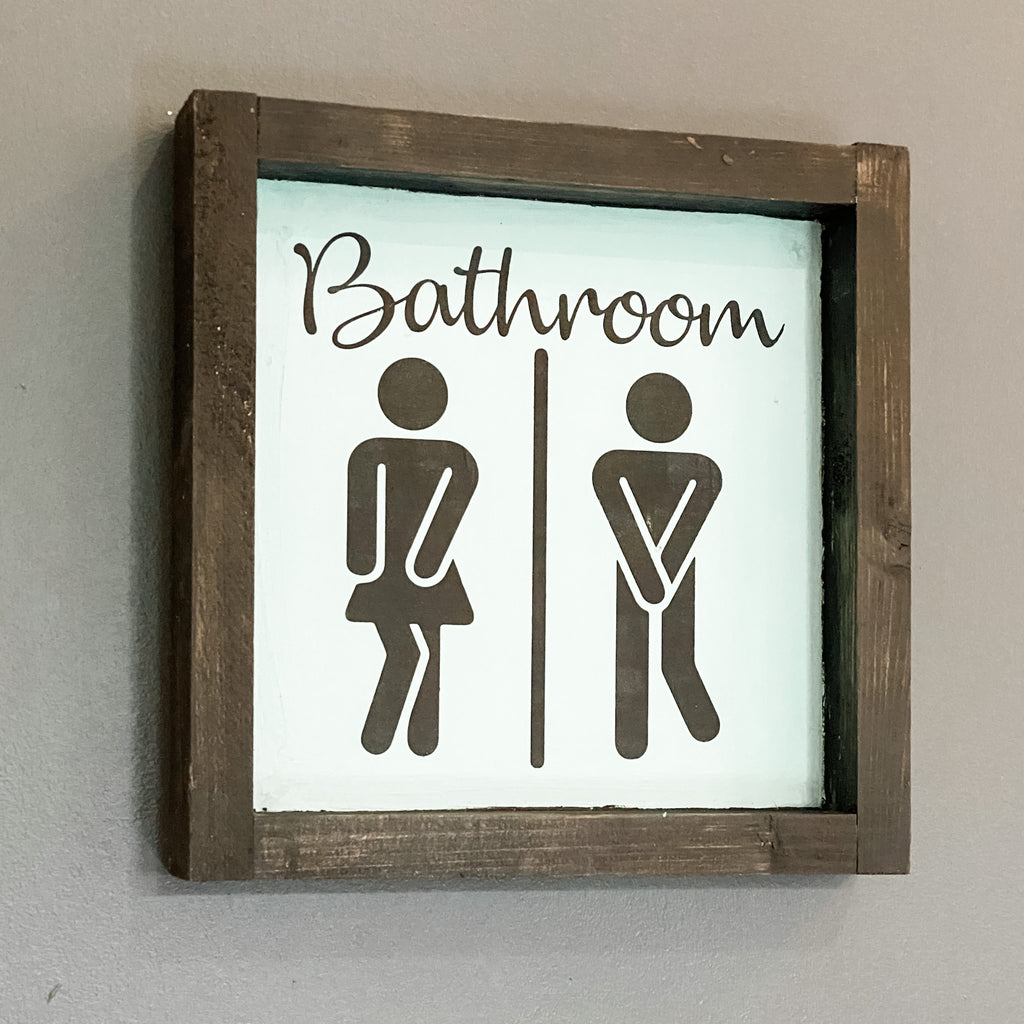 Bathroom Icons: MINI DESIGN