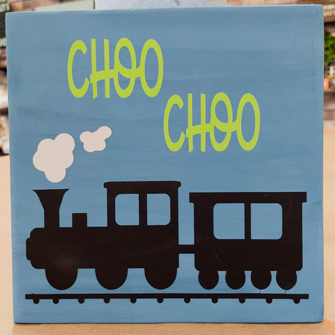 Choo Choo Train: MINI DESIGN