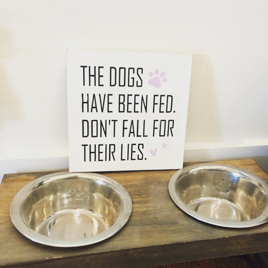 The Dogs Have Been Fed: MINI Design