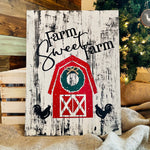 Farm Sweet Farm: SIGNATURE DESIGN