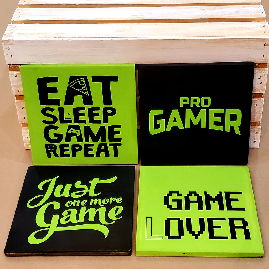 Gamer 4 Pack Take and Make Kit