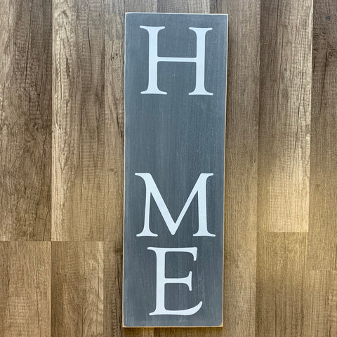 HOME Vertical Plank: INTERCHANGEABLE DESIGN - Paisley Grace Designs
