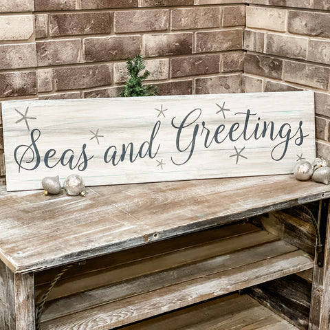 Seas and Greetings: Plank Design