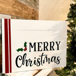 Merry Christmas Grainsack Design: SIGNATURE DESIGN