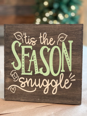 Tis the Season to Snuggle: MINI DESIGN