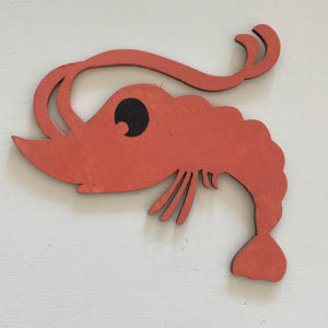 Shrimp:  Interchangeable Shape - Paisley Grace Designs