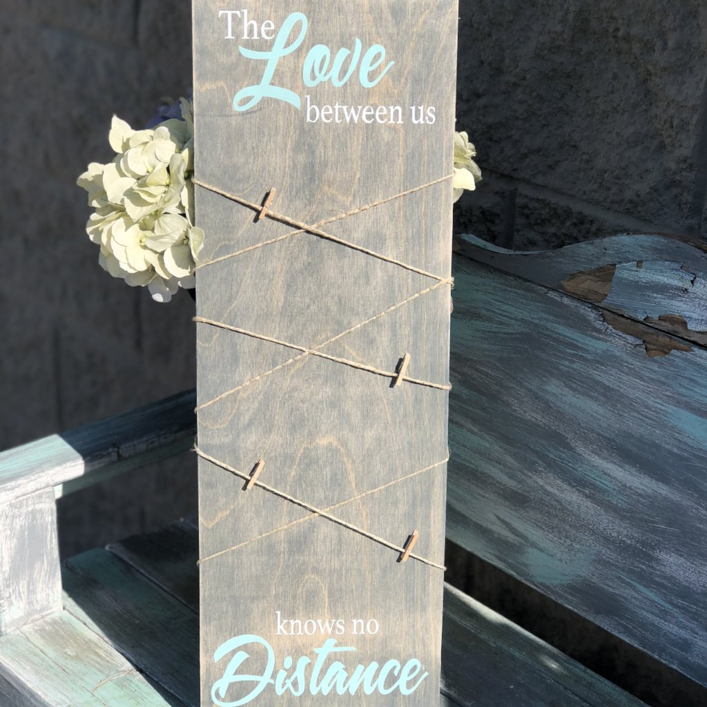 THE LOVE BETWEEN US: PLANK DESIGN - Paisley Grace Designs