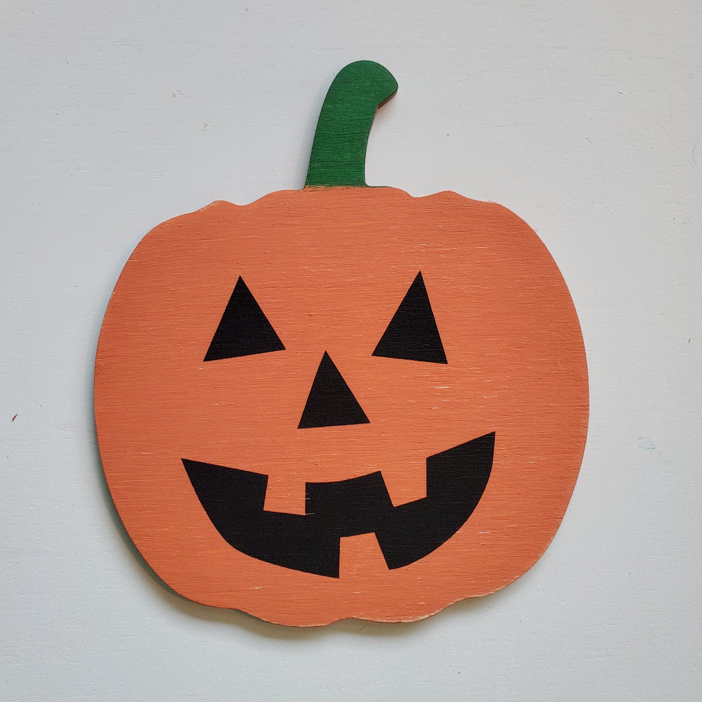 Jack O Lantern: Interchangeable Shape - Paisley Grace Designs
