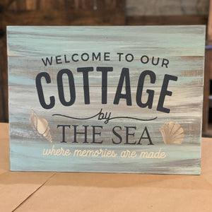 Welcome to our Cottage by the Sea: SIGNATURE DESIGN