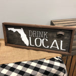DRINK LOCAL: PLANK DESIGN - Paisley Grace Designs