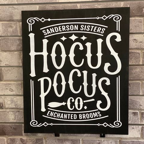 Hocus Pocus Co.: SIGNATURE DESIGN