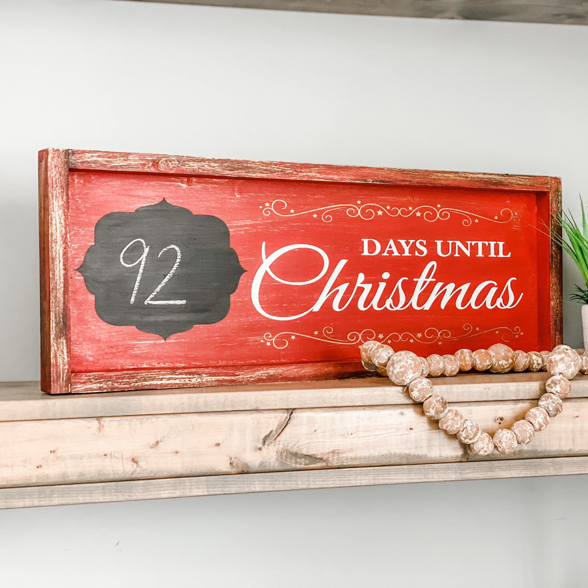 Countdown to Christmas: Plank Design