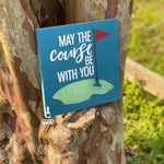 May the Course be With you: MINI DESIGN - Paisley Grace Designs