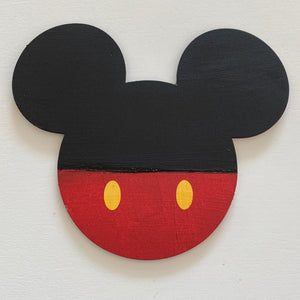 Mickey Mouse:  Interchangeable Shape - Paisley Grace Designs