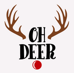 Oh Deer: MINI DESIGN - Paisley Grace Designs