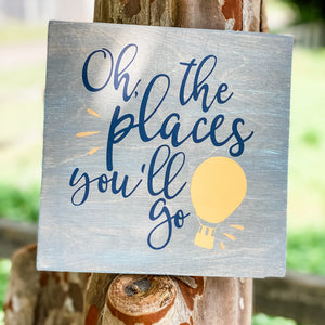 Oh the Places You'll Go: MINI DESIGN