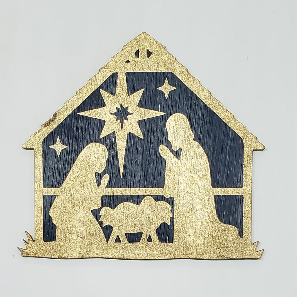 Nativity:  Interchangeable Shape