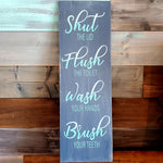 Shut the Lid: Plank Design